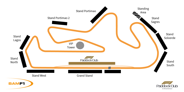 Book Formula 1 Heineken Portuguese Grand Prix 2020 Portimao Bam F1